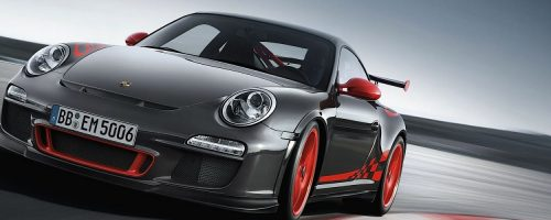 Meet the new GT3 RS